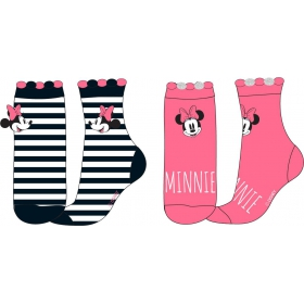 Minnie Mouse girls' socks