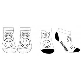 Smile girls' socks
