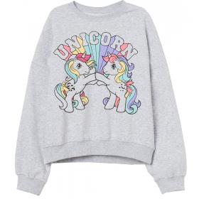 My Little pony woman's  sweatshirt