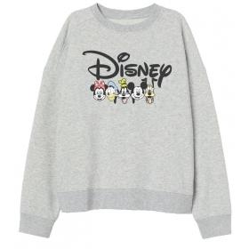 Minnie & Mickey Mouse woman sweatshirt