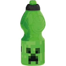 Minecraft bottle 400 ml