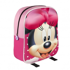 Minnie Mouse backpack 3D