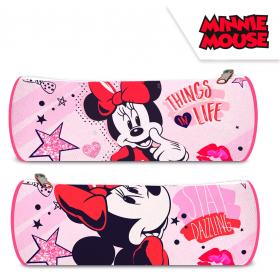 Minnie Mouse tube pencil case 22 cm