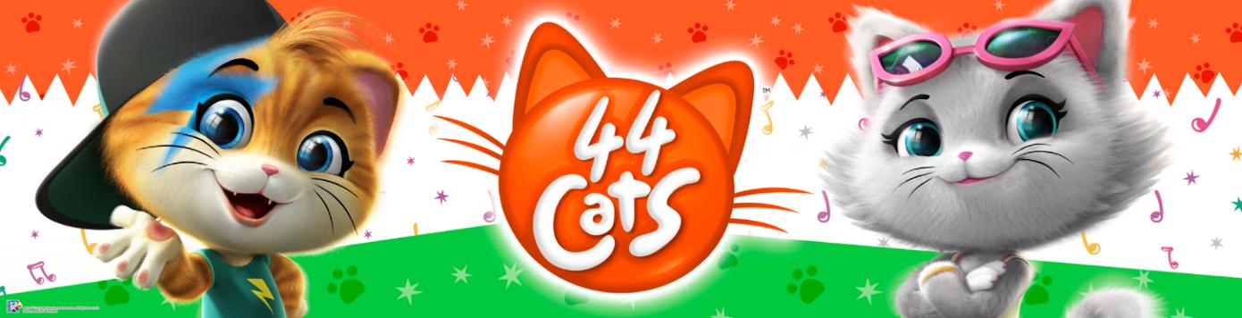 44 cats merchandise