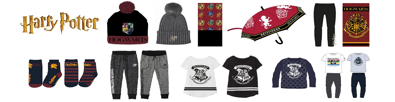 Harry Potter merchandise apparel
